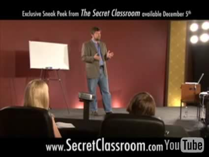 Dave Taylor on the Secret Classroom