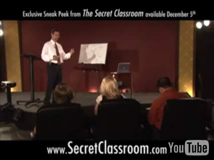 Perry Marshall on the Secret Classroom